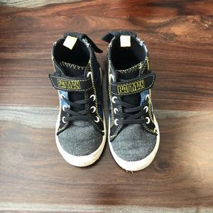 Other - Bat Man high top sneakers